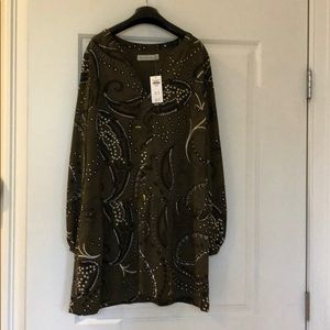 Brand new with tags! Abercrombie Fall/Winter Dress